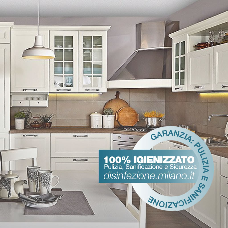 Igienizzazione ed Igienizzazione  Casa Conciliazione Milano
