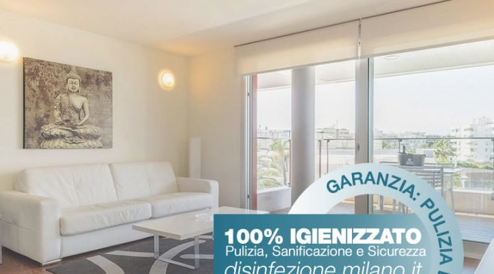 Igienizzazione e Sanificazione Appartamento Milano