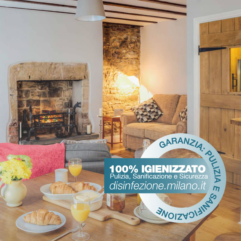Igienizzazione ed Igienizzazione  BEB Cermenate Milano