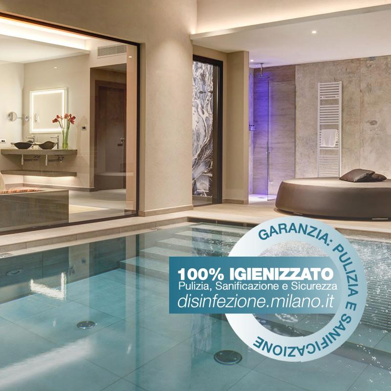 igienizzazione centri benessere Cermenate Milano